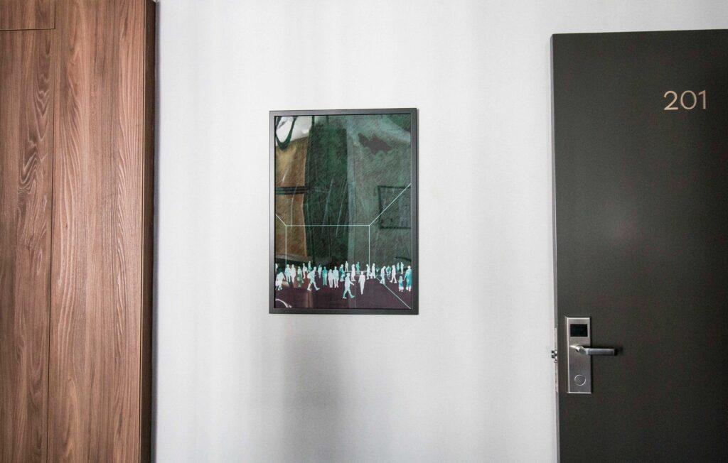 Hotel Tim's Art Marija Smilevska for sale